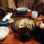 鶴華 波積屋 - レディース膳