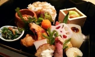 京料理くまがい