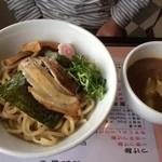 つけ麺専門店 二天一流 - つけ麺・通常800円(ランパスで500円)