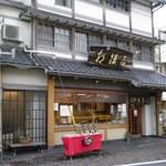 相模屋 - 池上本門寺のそばにあります。