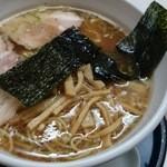 食楽 なごみ家 - ラーメン(醤油・細麺)