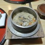 美鶴 - 牡蠣釜飯