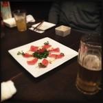 琉球・梅酒ダイニング てぃーだ - カルパッチョ