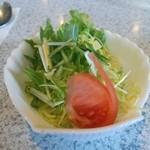 ピッコロ - サラダ