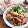 Kastanie - 料理写真:1/2チキンランチプレート¥1800(ドリンク付)