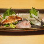 35287759 - 地魚の刺身