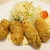 七條 - 料理写真:三陸産カキフライ(1340円)
