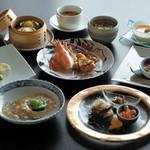 和風中華 招龍亭 - 料理写真:金龍コース