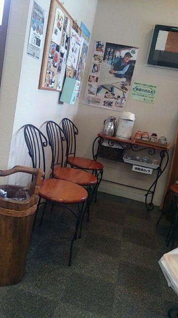 ふうせつ花 - 喫茶スペース