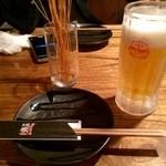 35289719 - オリオンビールで乾杯!