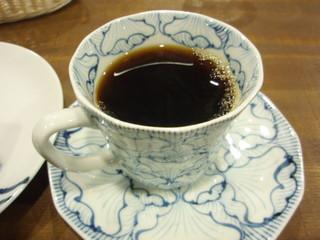 ディアカップ - 今日頼んだコーヒー(名前、忘れた)
