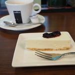 Cafe BIGOUDENE - チーズケーキとコーヒー