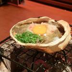 高田屋 - 蟹味噌甲羅焼き
