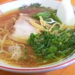 味亭 三馬力 - 料理写真:醤油ラーメン