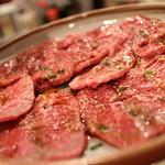 生焼きホルモン 元家 - ランプ肉