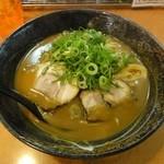 久味 - 料理写真:カレーらーめん