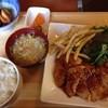 紅志 - 料理写真:鶏の生姜焼きせっと980円