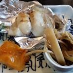 蕎麦処 葉山 鰹  - 焼き物