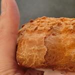 菓子工房 グラングラン - 指と厚み比較