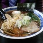 ふくべ - 料理写真:ふくべラーメン