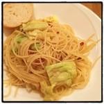 ボナ キッチン - シンプルにペペロンチーノ