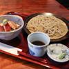 志蕎庵 江月 - 料理写真:まぐろのづけ丼 せいろ並☆