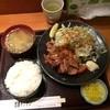 Megurokicchin - 料理写真:豚生姜焼定食890円