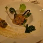 35302715 - 春野菜の前菜