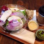 イート アンド キッチン - 料理写真:野菜デリ(コブサラダ)