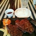 熟成牛ステーキ専門店 Gotties BEEF -