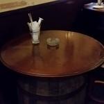 ザ グラブ - テーブル