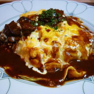 ソースから手作りの本格洋食をお楽しみ下さい☆