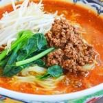 川龍 - 料理写真:一番人気!四川担々麺。