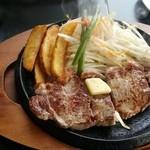 肉のはせ川 - サーロインステーキ140g