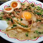 35309527 - チャーロー麺 白スープ