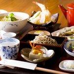 蕎麦 孤丘 - 料理写真:懐石料理5000円コース