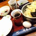 そば処 おきな - 蕎麦定食(特)