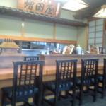 増田屋  - お店の中です