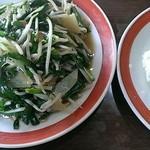 瀧 - ニラ豚定食