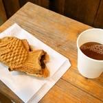鯛焼本舗 遊示堂 - たい焼き&ほうじ茶