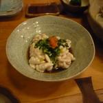 寿司勝 - 白子ポン酢