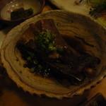 寿司勝 - 助宗タラの煮つけ