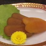 割烹の宿 美鈴 - 自家製カラスミ