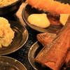 こぶしの里 - 料理写真:彩彩定食の川魚煮付