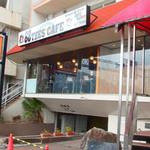 88tees CAFE - 店舗外観