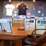88tees CAFE - 店内
