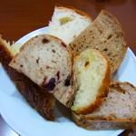 35319695 - 天然酵母のパン