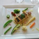 35319766 - メインディッシュ 魚料理
