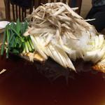 五味八珍 - 150223 鍋(鶏すきコース)