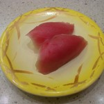 回転寿司 すし松 - 本鮪上赤身